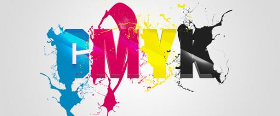 Colores componentes del sistema de color CMYK