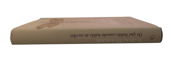 Secciones de un libro: lomo