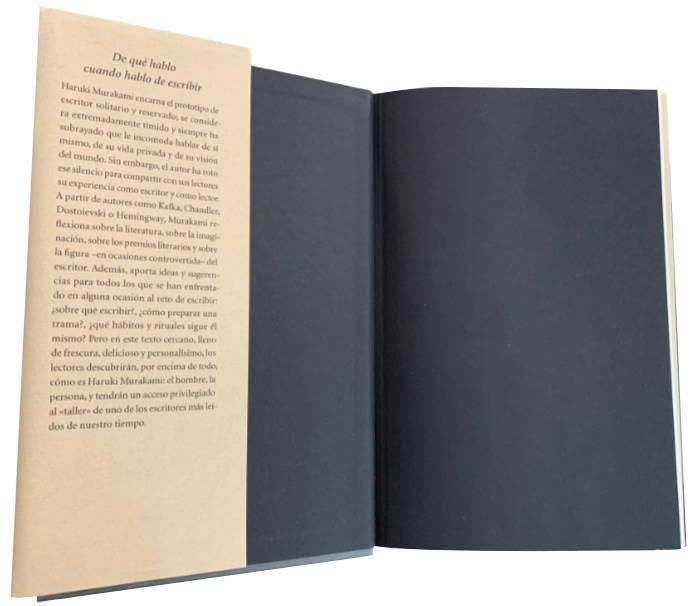 Secciones de un libro: solapas