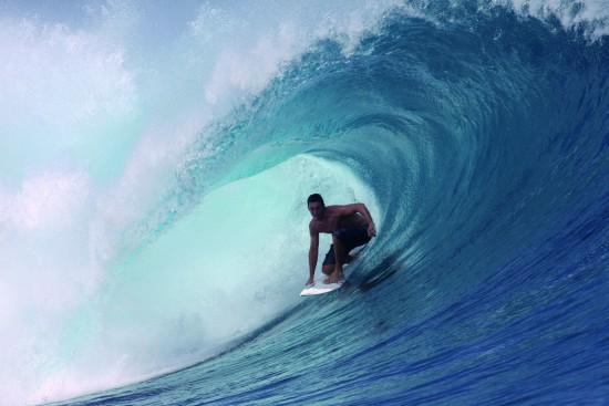 Imagen surfista, acontecimiento