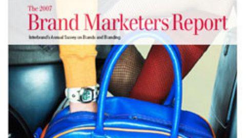 La popularidad de las marcas de internet señala un cambio de poderes