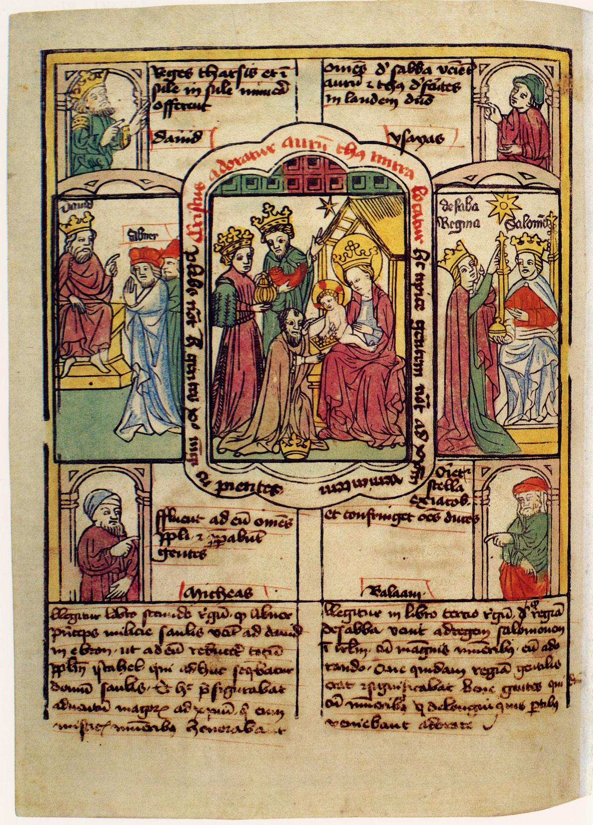 Biblia pauperum (Biblia de los pobres)