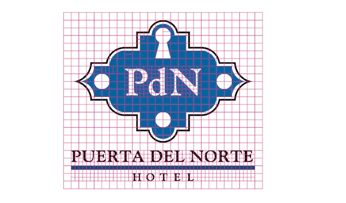 Rejilla modular Puerta del Norte