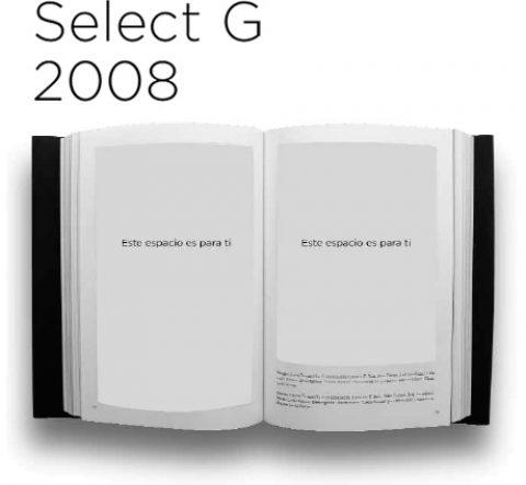 Select G 2008