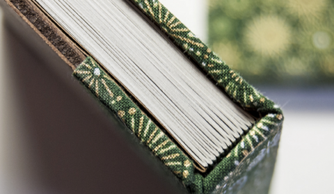 Tipos de encuadernación de un libro