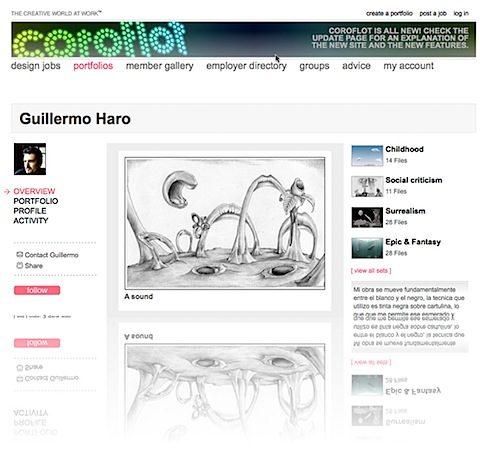 Guillermo Haro – Ilustrator y Freelance