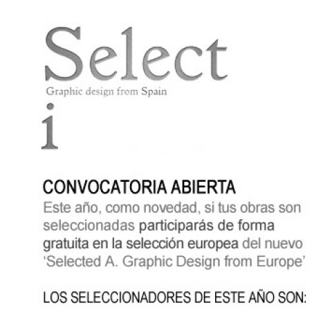 Convocatoria Select I