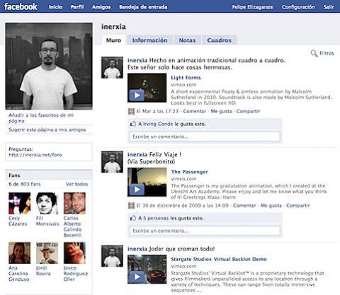 Facebook – Inerxia