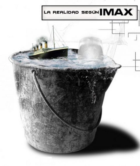 "Creativos en Flickr: ""Titanic imax"""