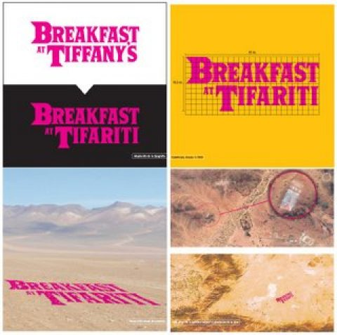 """Breakfast at Tifariti"" de Fernando Pinteño"