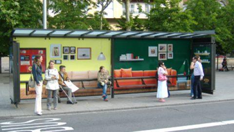 Ikea en las calles de Zaragoza