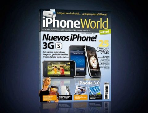 IPHONE WORD, nueva revista de la editorial IDG.