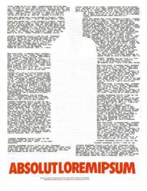 El origen del Lorem ipsum