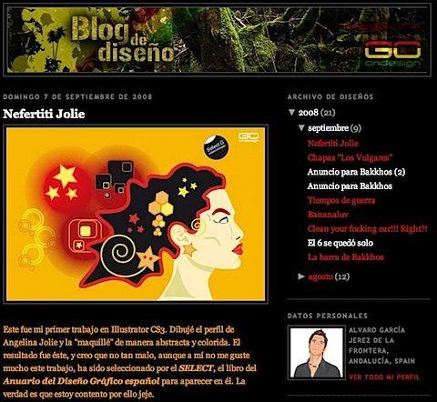 Blog de Alvaro Garcia