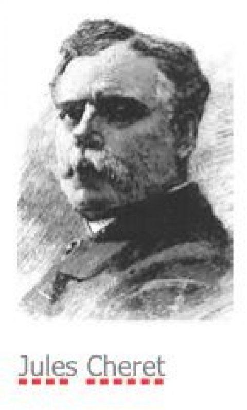 JULES CHERET, el padre del cartel.