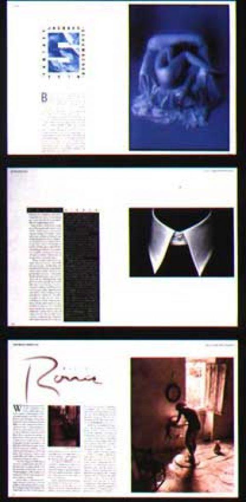 Combinar imágenes y tipografía