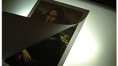 Gioconda vs Illustrator I