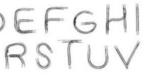 Tipografía y automoción. Conducción tipográfica.