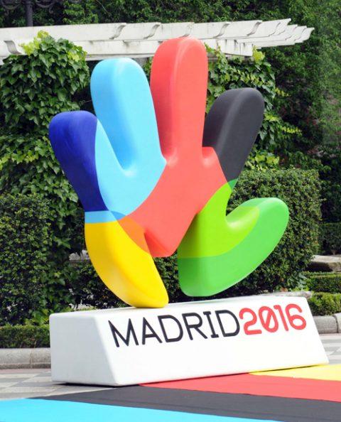 Madrid 2016 / 2020. Arquitectos / Diseñadores.