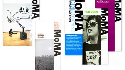 El MoMA estrena una nueva identidad gráfica