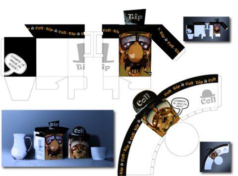 Pack Tip&Coll, de Iñigo Gómez, en el Select H