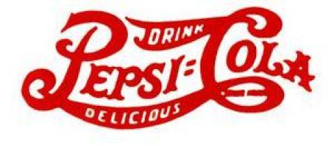 El continuo rediseño de la logomarca Pepsi.