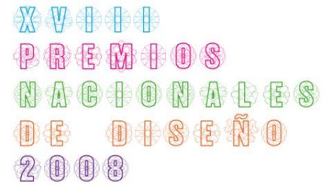 5 de mayo, Córdoba, XVIII Premios Nacionales de Diseño.