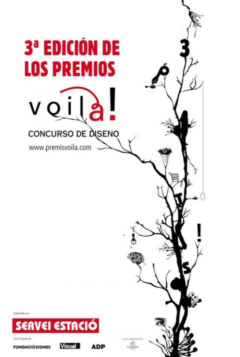 3ª Edición de los Premis Voila! de la FUNDACION SIGNES