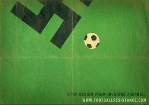 El diseño contra el racismo en el futbol