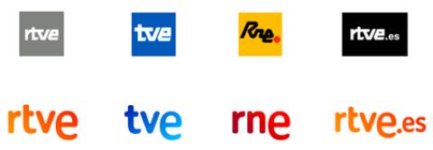 La nueva identidad corporativa de RTVE