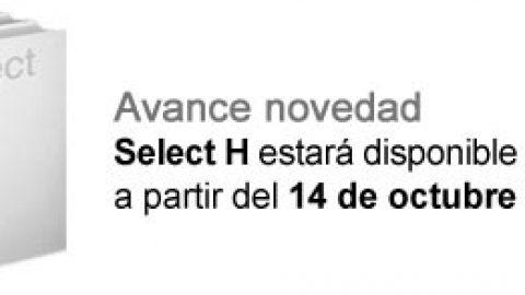 Select H, Select I, Diseño Gráfico de España… y también de Europa.