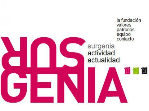 SURGENIA, centro tecnológico andaluz de diseño.