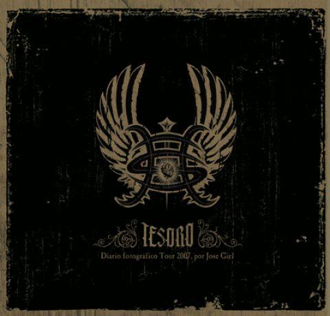 Tesoro, diario fotográfico Héroes del Silencio Tour 2007.