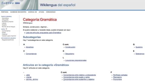 Cuidemos el español, es la base de nuestro conocimiento.