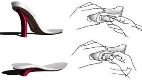 De como el diseño puede arreglar el dolor de pies