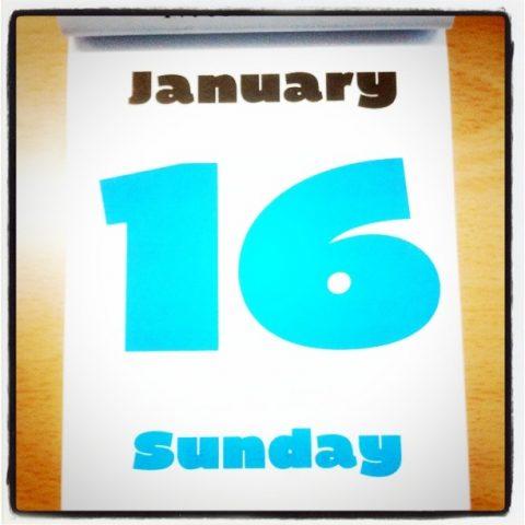 16 de enero, BPdiet.