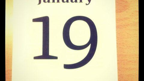 19 de enero, Adamant Pro.