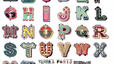 Jonny Wan – Illustrated Type Project