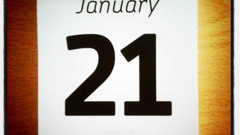 21 de enero, Patron.