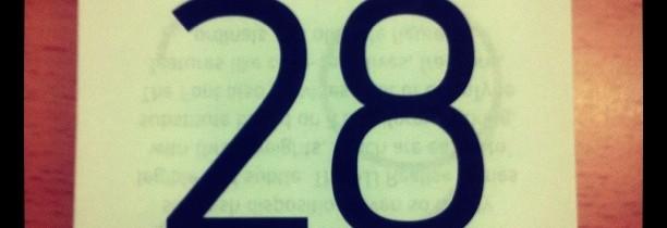 28 de enero, JJ Realis.