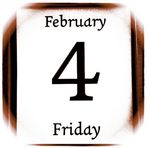 4 de febrero, Joos.