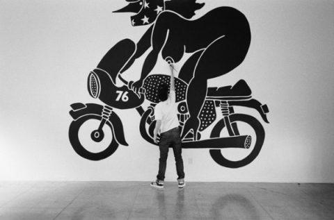 El artista holandés Parra y el post-pop.