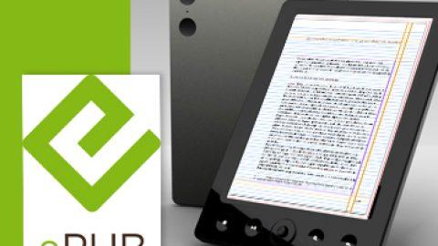 ¿Quieres saberlo todo sobre Indesign y los eBook?