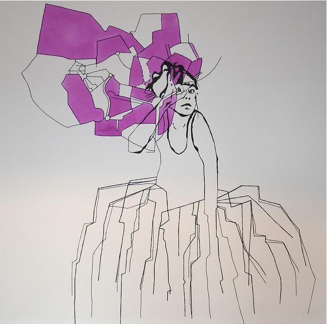 Para gustos los colores: violeta, lila, púrpura.