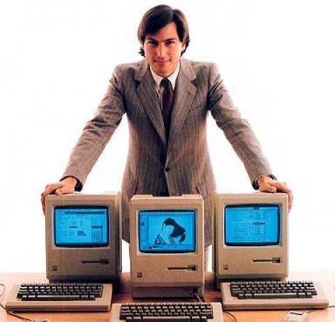 Steve Jobs, la pérdida del fundamental motor estratégico y seductor.