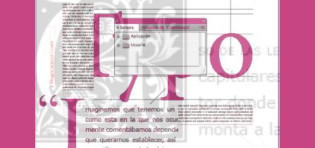 Nuevo curso, Tipografía e Indesign.