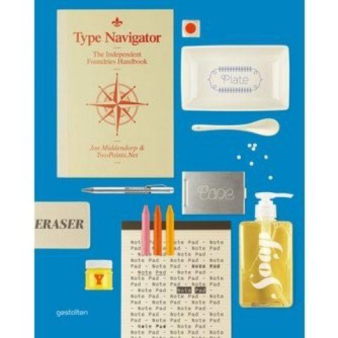 Type Navigator, una portada fea y un interior prometedor.