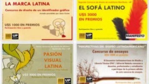Concurso del Encuentro Latinoamericano de Diseño 2009.