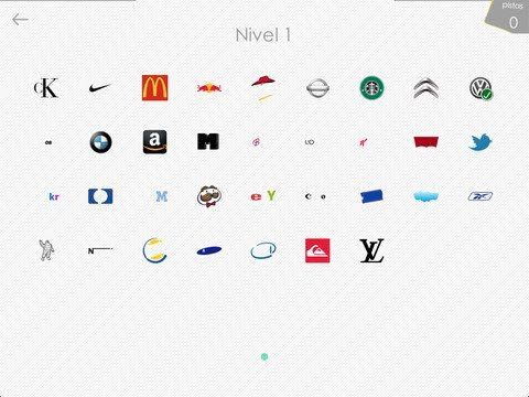 Jugando con logos, Logos Quiz.