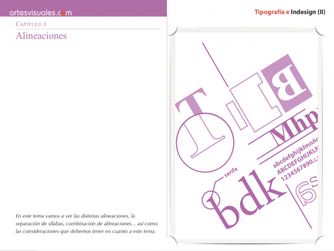 Tipografía e Indesign II